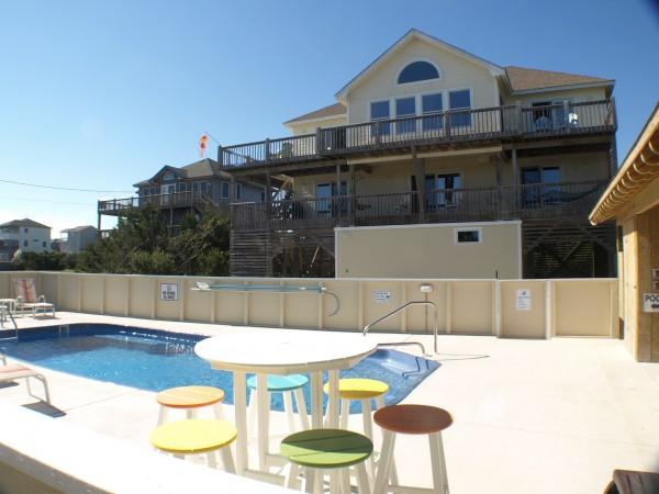 Semi-Oceanfront Mini-Resort